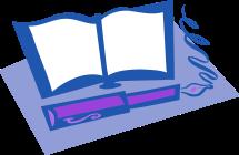 Book & Pen